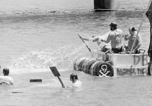 Maitai River Race 1976